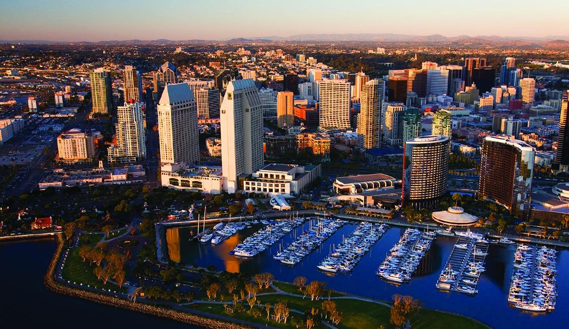 [San Diego] Aí vamos nós! – Parte 1: O monstro sob controle