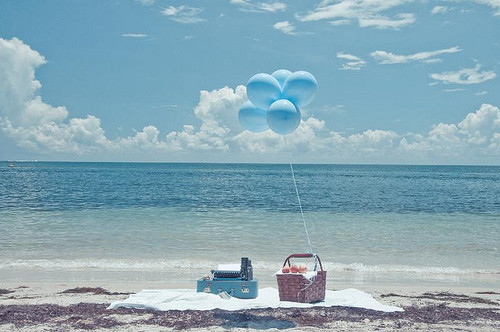 picnic-beach