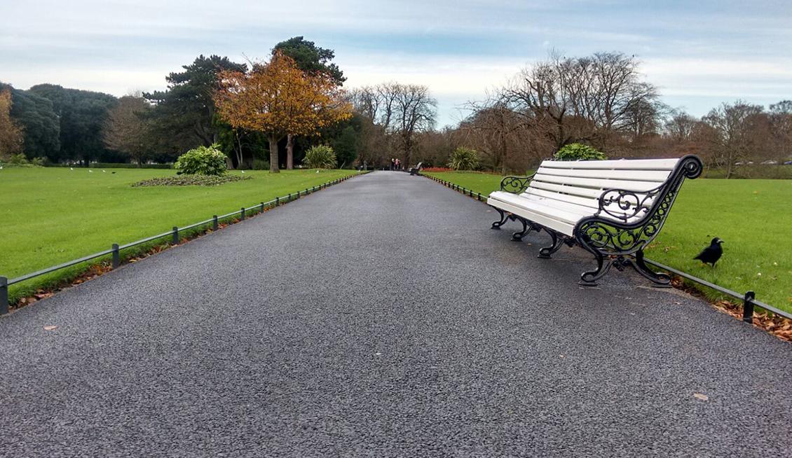 [Dublin] O friozinho na barriga – literalmente.
