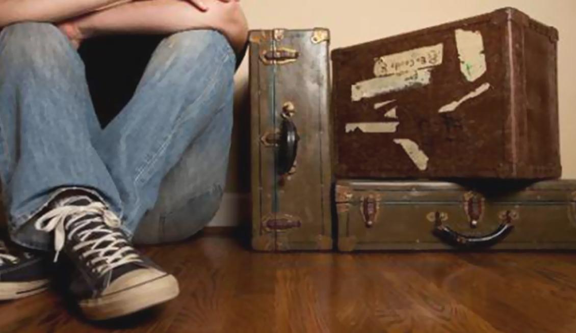A hora de ir embora.